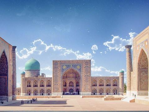 Unexpected   Uzbekistan
