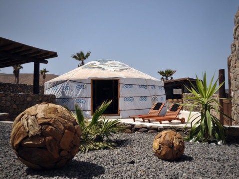 Love Yurts - alternative Lanzarote