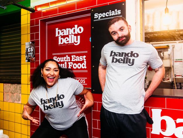Hungry Hustle South London soul food