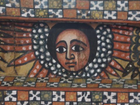 Angels in Ethioipia