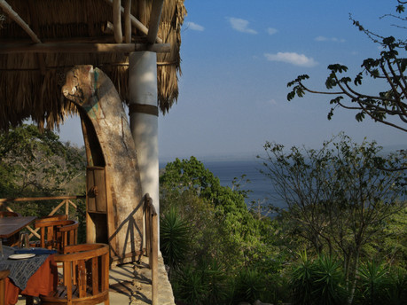 Luxury in the Guatemalan rainforest