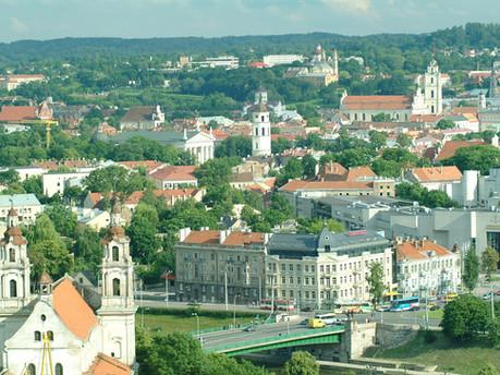 Vibrant Vilnius