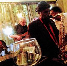 Jerry Woo at Sheba Piano Lounge