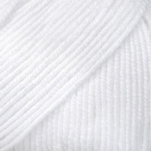 Baby cotton №3410-молоко