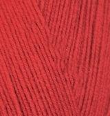 Cashmira fine №56 - красный