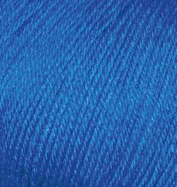 Baby wool №141 - василек
