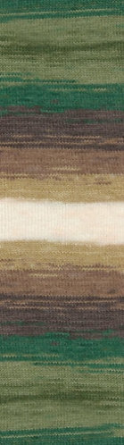 Angora Real 40 Batik №3344