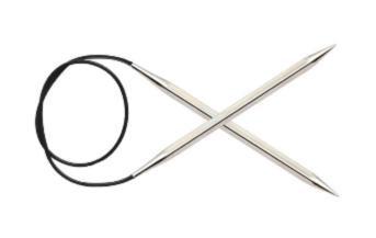 Спицы круговые 5.5 мм 80 см Nova Cubics KnitPro