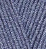 Alpaca Royal №203-джинс меланж