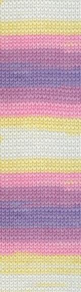 Baby wool batik №4006