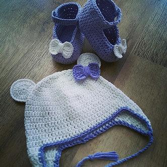 Комплект на новорожденного
