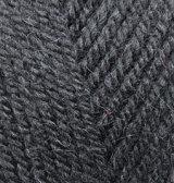 Alpaca Royal №60 - черный