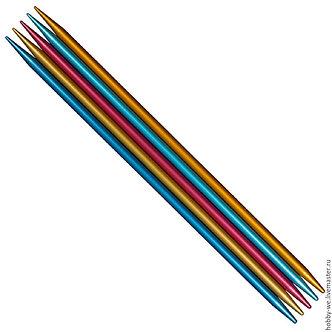 Спицы чулочные 20 см 4 мм Addi Colibri