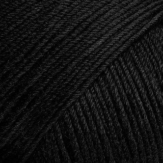 Baby cotton №3433-черный