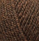 Alpaca Royal №201- коричневый