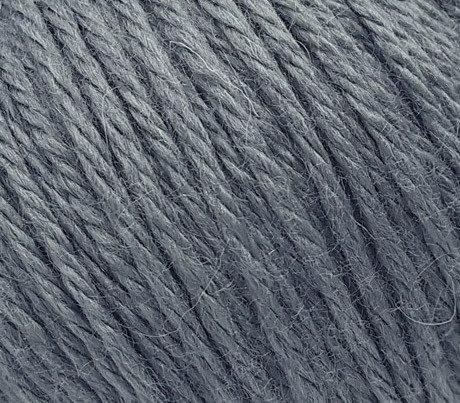 Baby wool XL №818 - серый