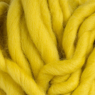 Wool decor №1322-горчица