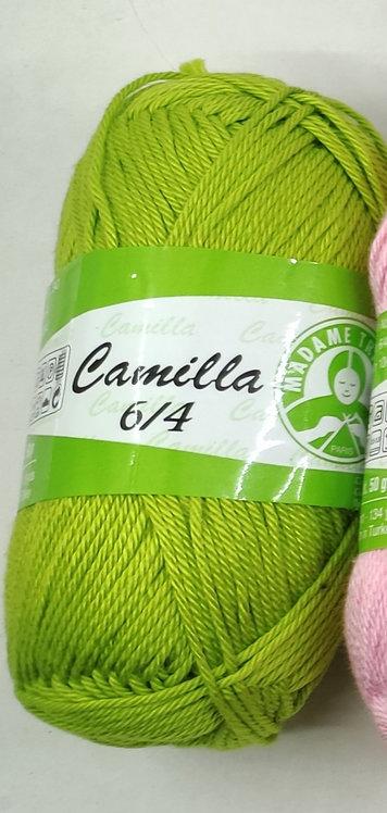 Camilla №5527-зелень