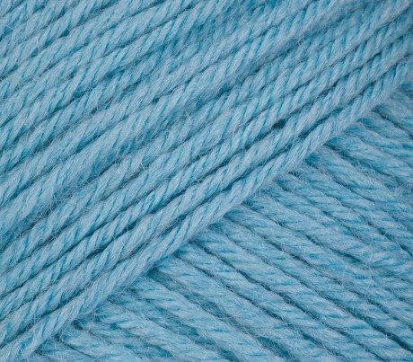 Baby wool №813 - голубой