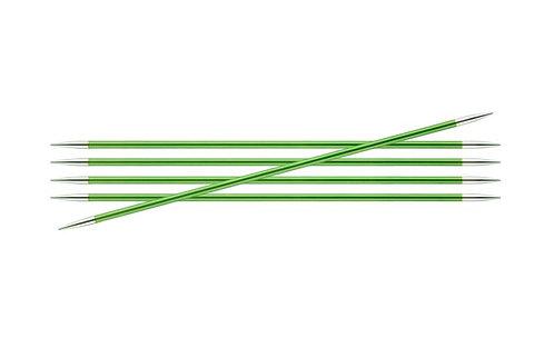 Спицы носочные 3,5 мм 15 см Zing KnitPro
