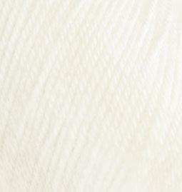Baby wool №62 - кремовый