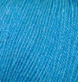 Baby wool №245 - синяя бирюза