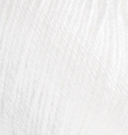 Baby wool №55 - белый