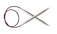 Спицы круговые 4.5 мм 80 см Nova Metal KnitPro