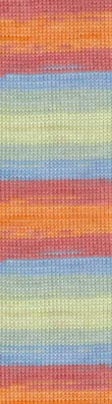 Baby wool batik №3611