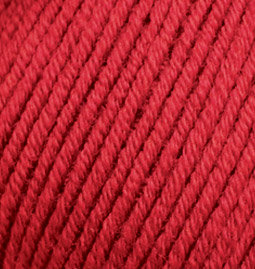Merino Royal №56-красный