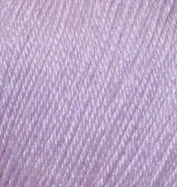 Baby wool №146 - лиловый