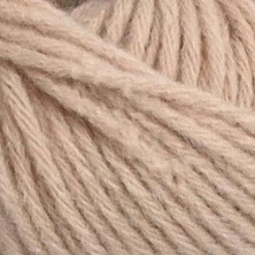 Mega Alpaca №204-розовый крем