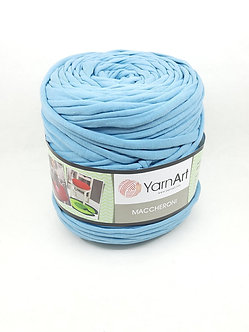 Maccheroni №486-грязно-голубой