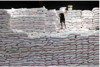 The Republic Of South Korea Donates 5,000 Metric Tonnes Of Rice To Refugees In Uganda.