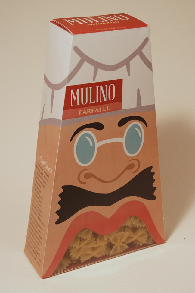 Mulino Pasta Box - Farfalle