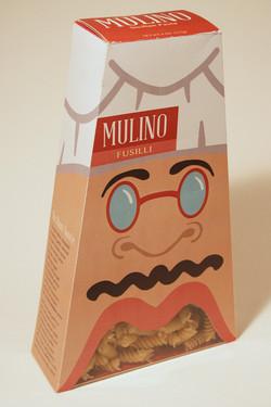 Mulino Pasta Box - Fusilli