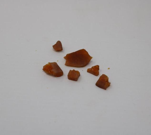 Indeterminate fragments