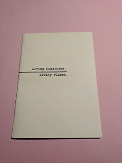 Living Creatures, Living Planet