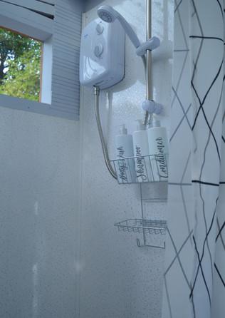 Luxury showers