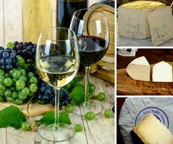 Brickhouse cheese and wine pairings