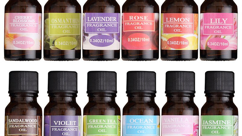 Essential Oil for Humidifier Diffuseur