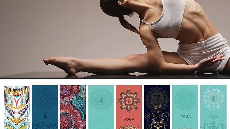Yoga Exercise Towel
