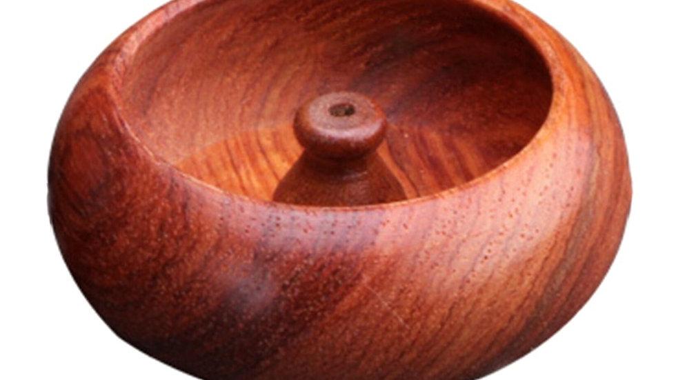 Burma Pear Rosewood Incenso Burner