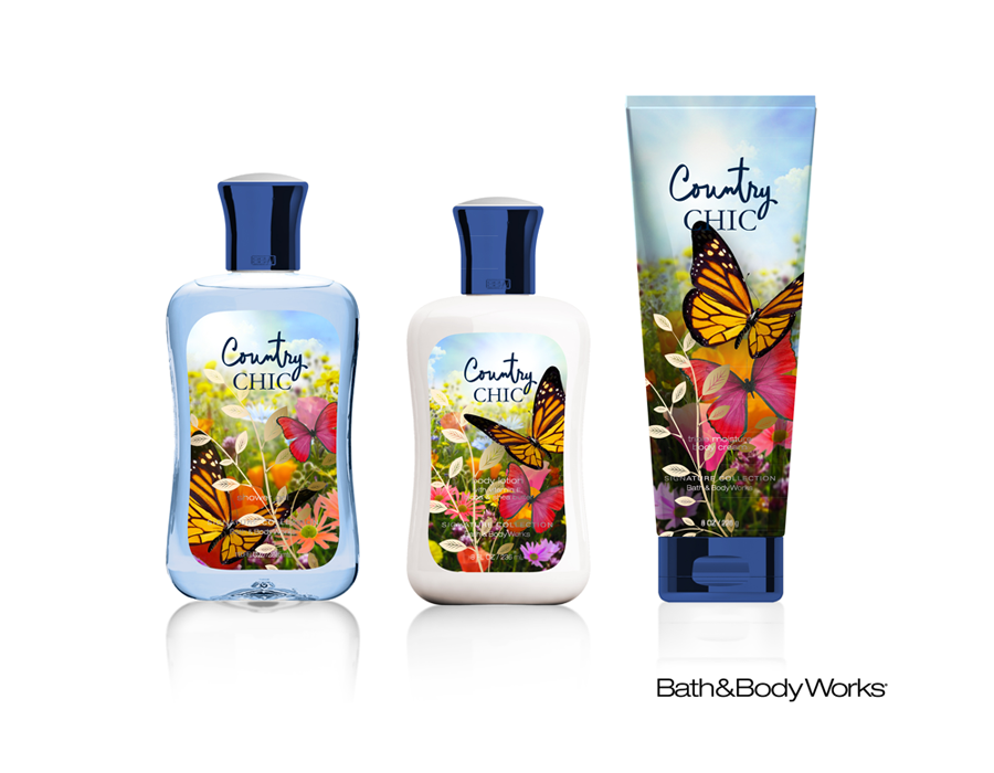 Bath & Body Works re-brand