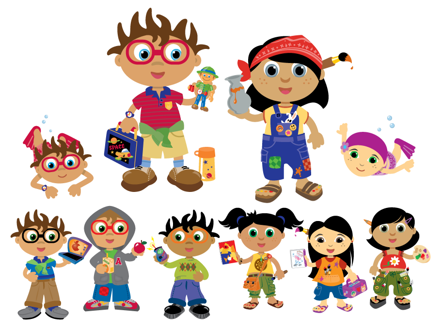 Disney's Little Einsteins concept