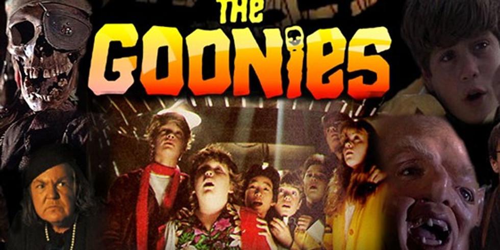 The Goonies Outdoor Movie