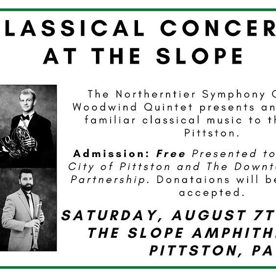 Classical Woodwind Concert