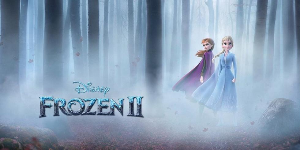 Outdoor Movie Frozen II