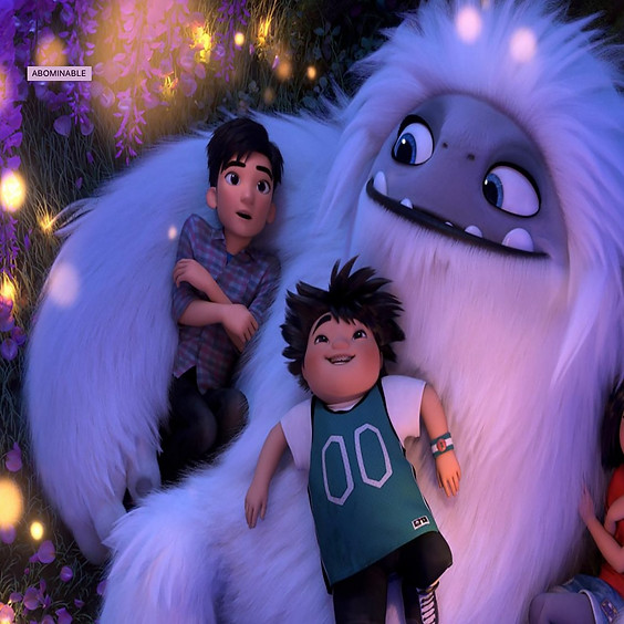 Outdoor Movie Abominable