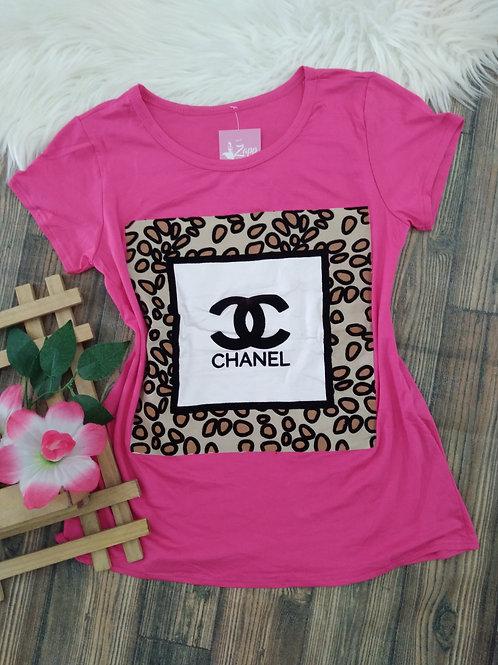 T-shirts Rosa Chanel P/M